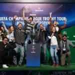 Eventos BTL Heineken Trophy Tour Bogota Mexico 14