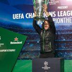 Eventos BTL Heineken Trophy Tour Bogota Mexico 17